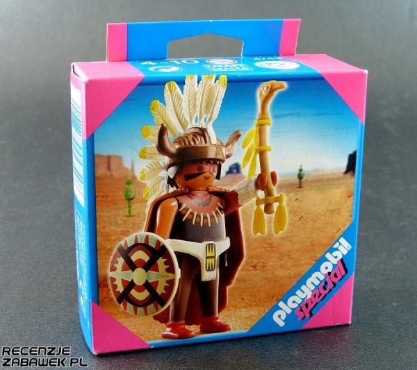 playmobil szaman pudełko