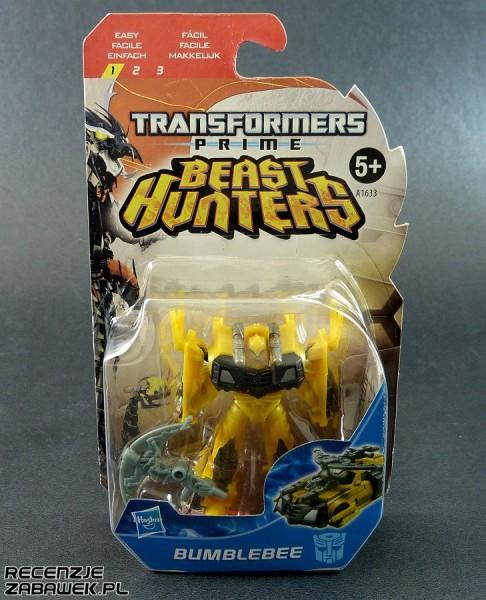 tf prime bh legion bumblebee pudełko