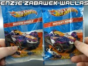 hot wheels w saszetce