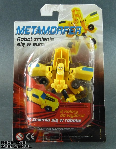 metamorfer pudełko