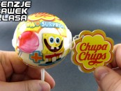 chupa chups spongebob