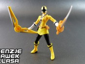 power rangers samurai yellow ranger alt