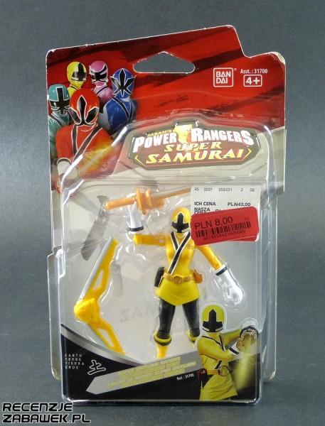 pr super samurai yellow ranger
