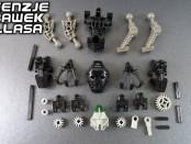 budujemy lego bionicle toa onua