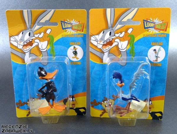 looney tunes daffy i pędziwiatr pudełko rz przód