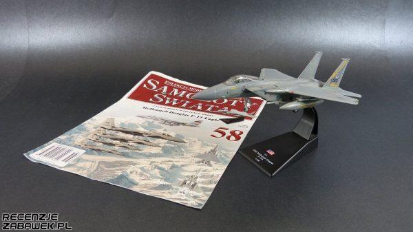 f-15 z gazetką