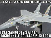 kolekcja samoloty świata f-15 rzw