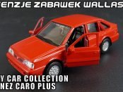 welly car collection polonez caro plus rzw opis