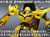 TF last knight deluxe bumblebee