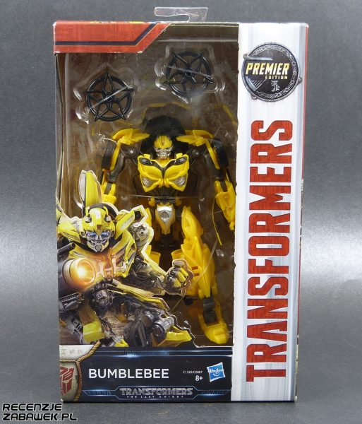 tf last knight bumblebee pudełko A